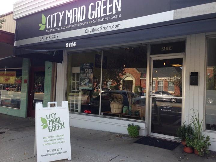 City-Maid-Green