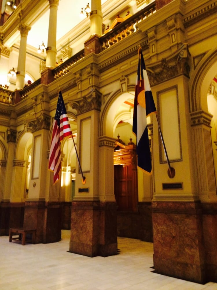 Colorado-State-Government-Capitol-Building