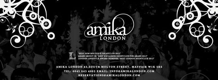 Amika London-Mayfair