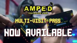 AMPED Trampoline Park - Singapore