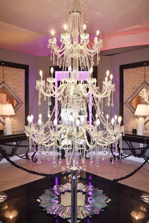 Chandelier Banquet Hall Las Vegas