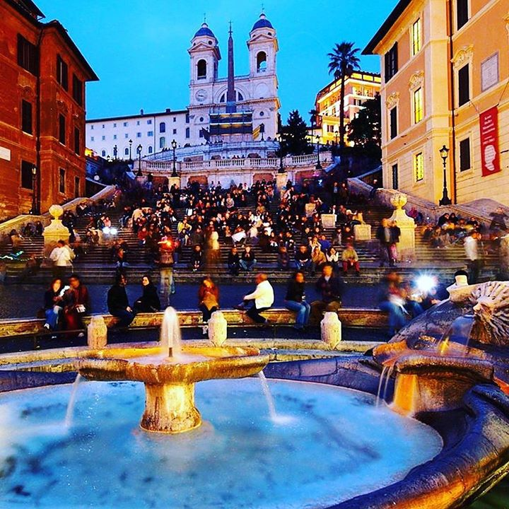 Luxury Hotel Rome The Inn At The Spanish Steps Worldcheckin Ads